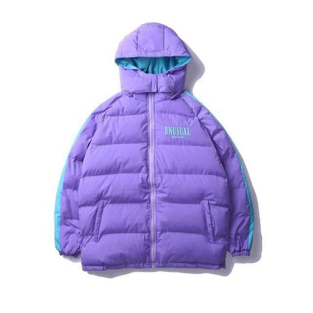 YAYUKATA Jacket Purple / M YAYUKATA UNUSUAL X1 Jacket
