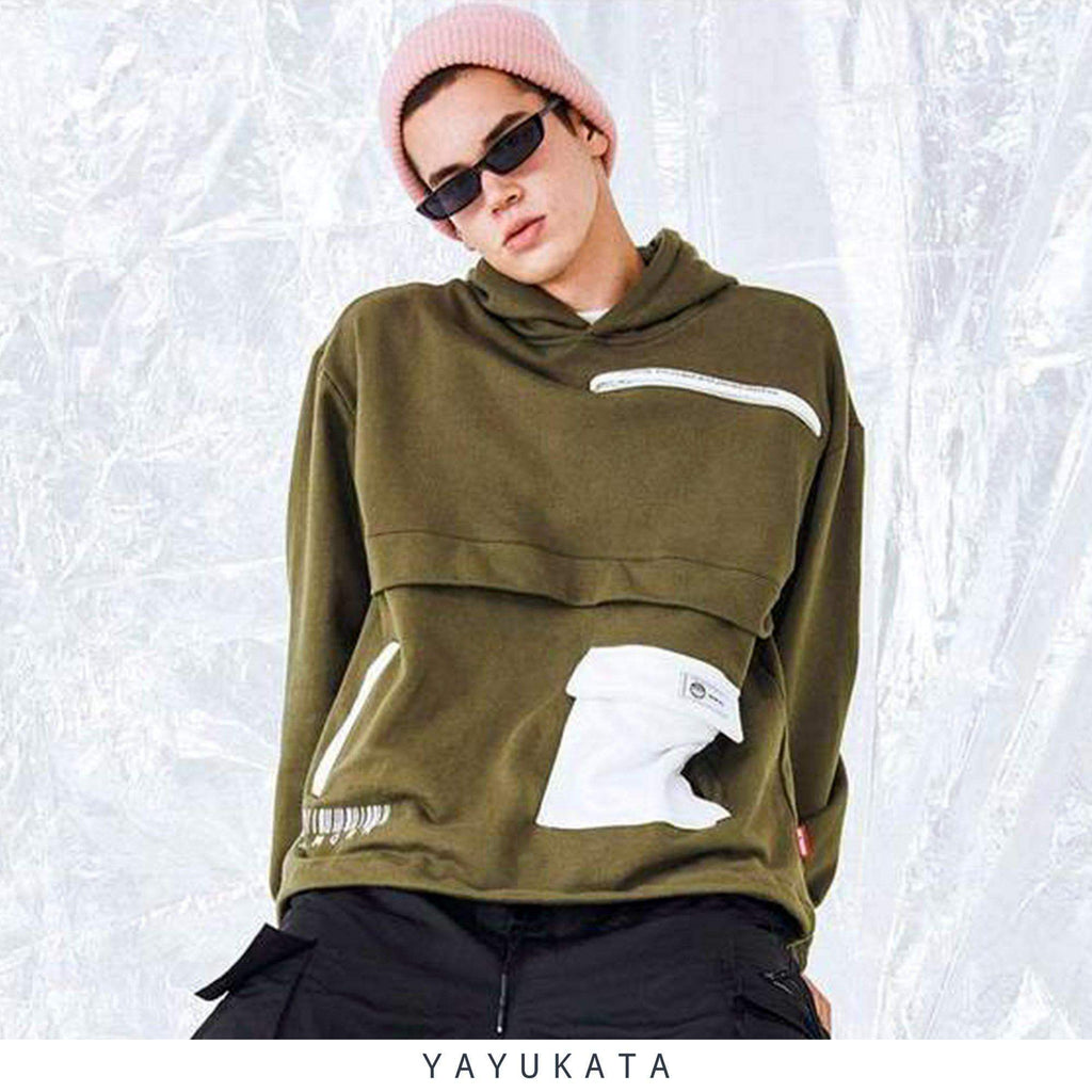 YAYUKATA GRAVITY Windbreaker
