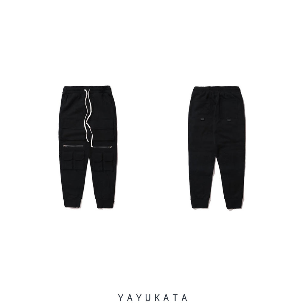 YAYUKATA Pants & Shorts BS2 Multi Pocket Sweatpants