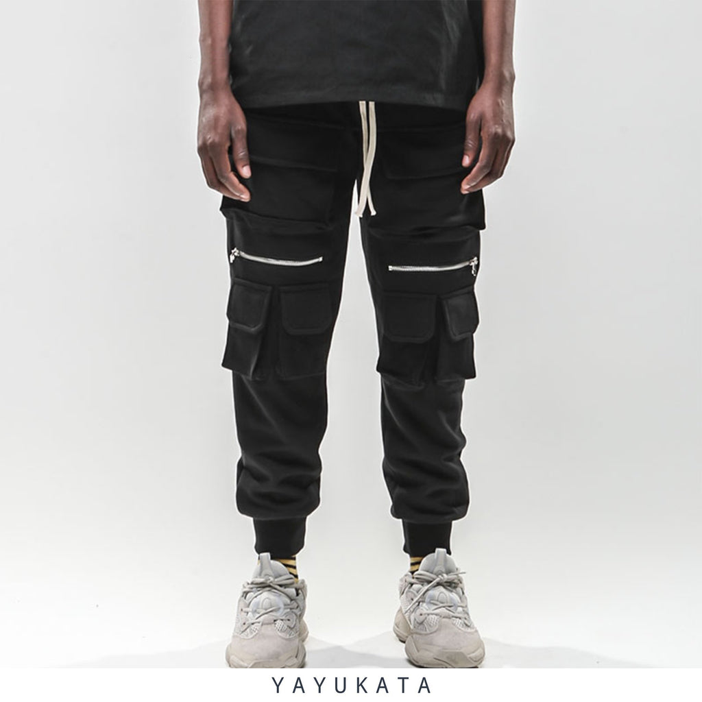 YAYUKATA Pants & Shorts M BS2 Multi Pocket Sweatpants