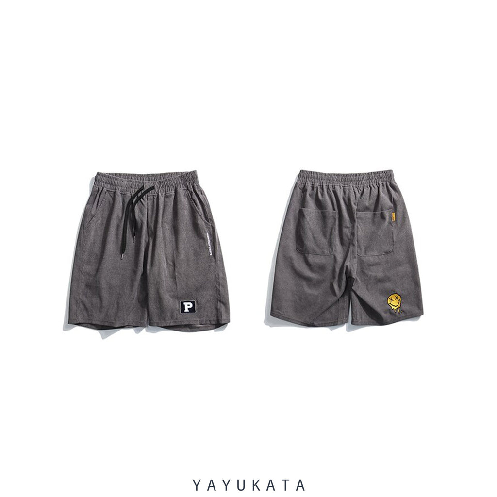 YAYUKATA Pants & Shorts QI4 Harajuku Summer Shorts