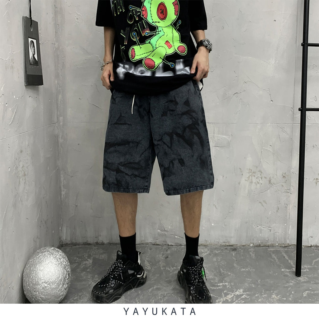 YAYUKATA Pants & Shorts QI5 Casual Summer Shorts