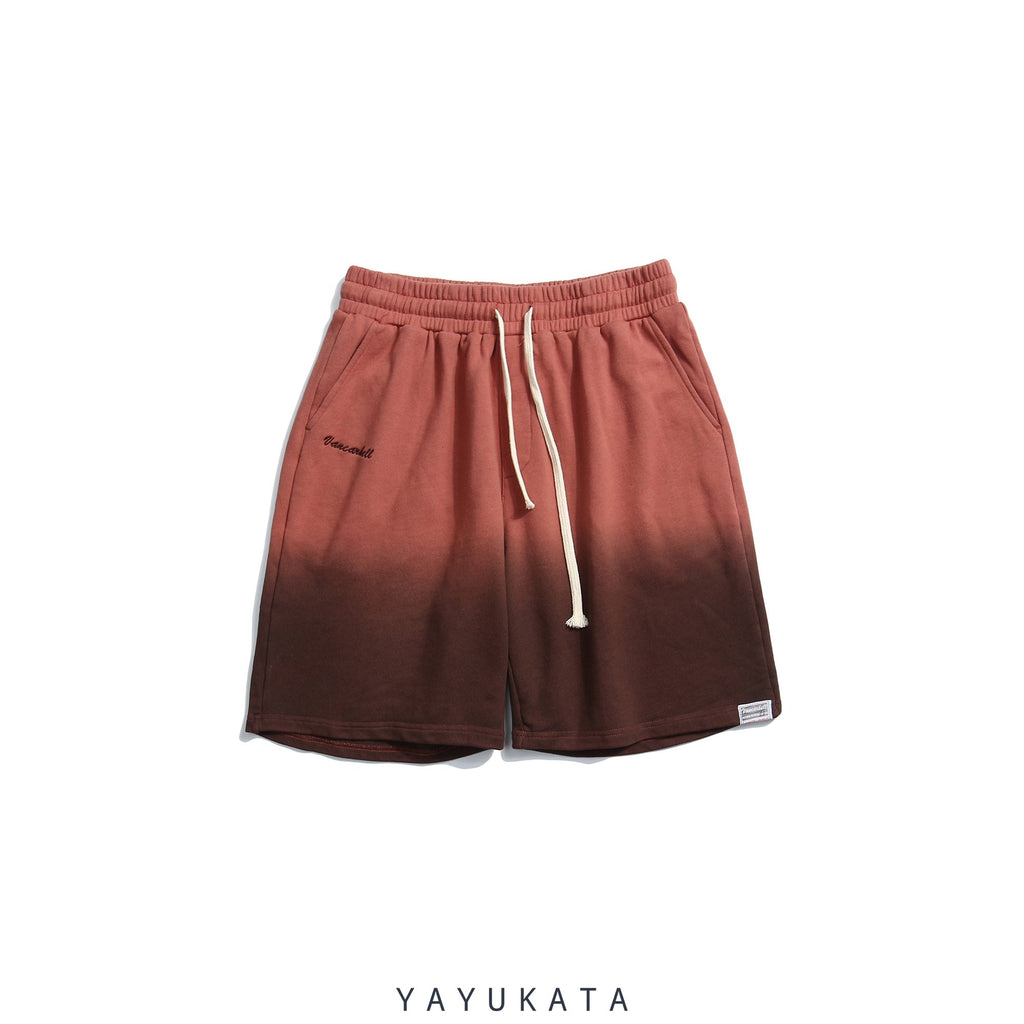 YAYUKATA Pants & Shorts RED / S VB5 Vintage Summer Shorts