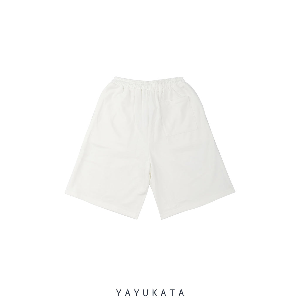 "YAYUKATA Pants & Shorts VB8 ""Summer"" Print Harajuku Shorts"