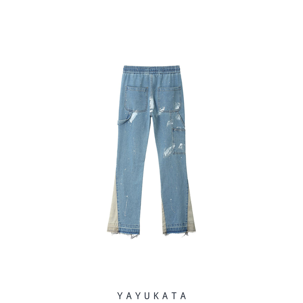 YAYUKATA Pants & Shorts VE2 Loose Washed Vintage Pants