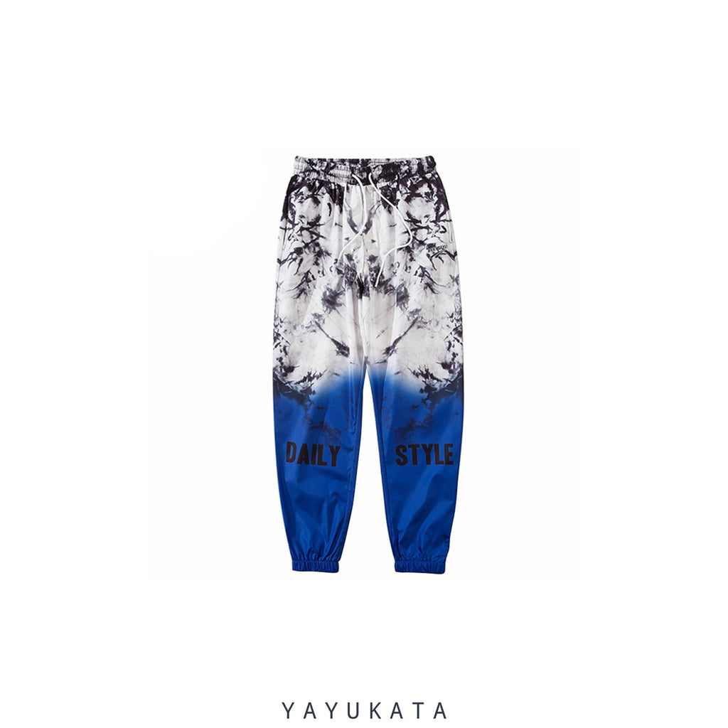 YAYUKATA Pants & Shorts XL / BLACK XC5 Summer Streetwear Joggers