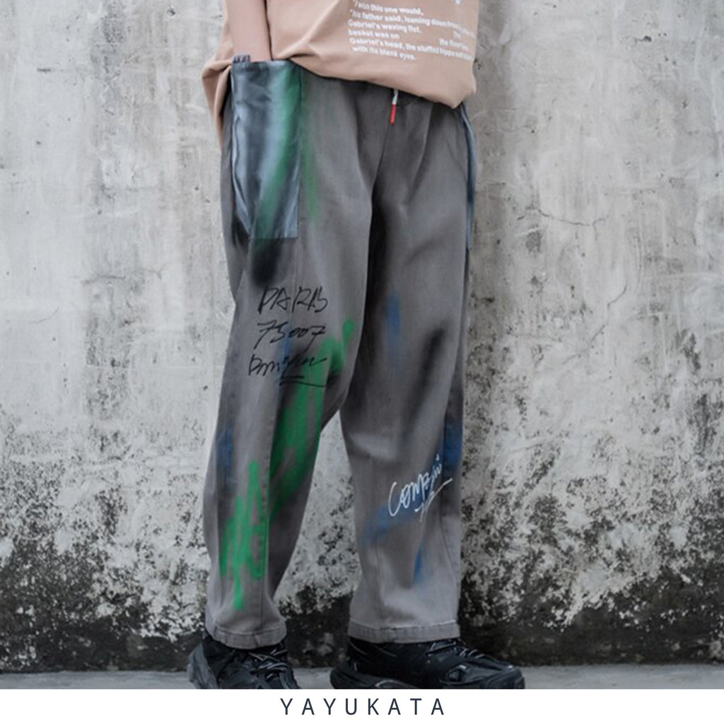 YAYUKATA Pants & Shorts YA6 Casual Harajuku Pants