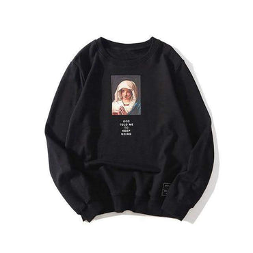 YAYUKATA Sweater Black / M YAYUKATA MARY Sweater