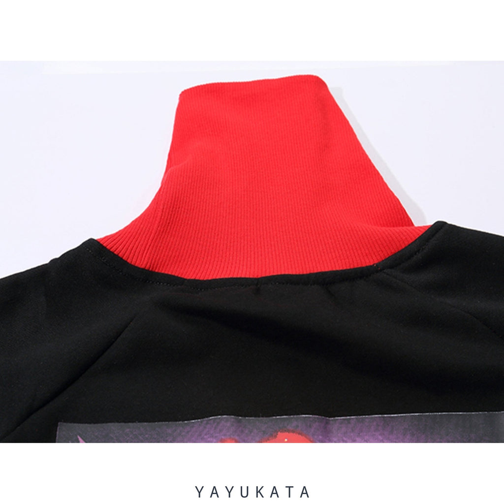 "YAYUKATA Sweaters Black / S YAYUKATA RT1 ""VOODO"" Trutleneck Sweater"
