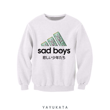 "YAYUKATA ""sad boys"" Long Sleeve"
