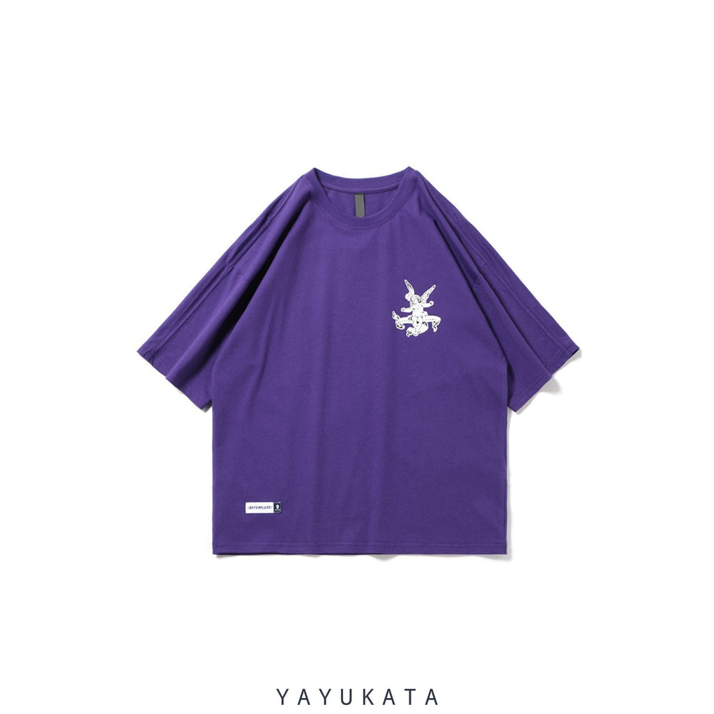 YAYUKATA Tees CC5 Retro Cotton Tee