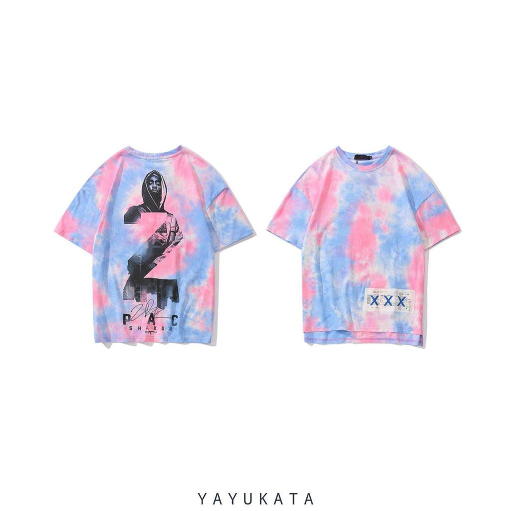 "YAYUKATA Tees LIGHT BLUE / Asian S YAYUKATA XY2 ""PAC"" Tee"