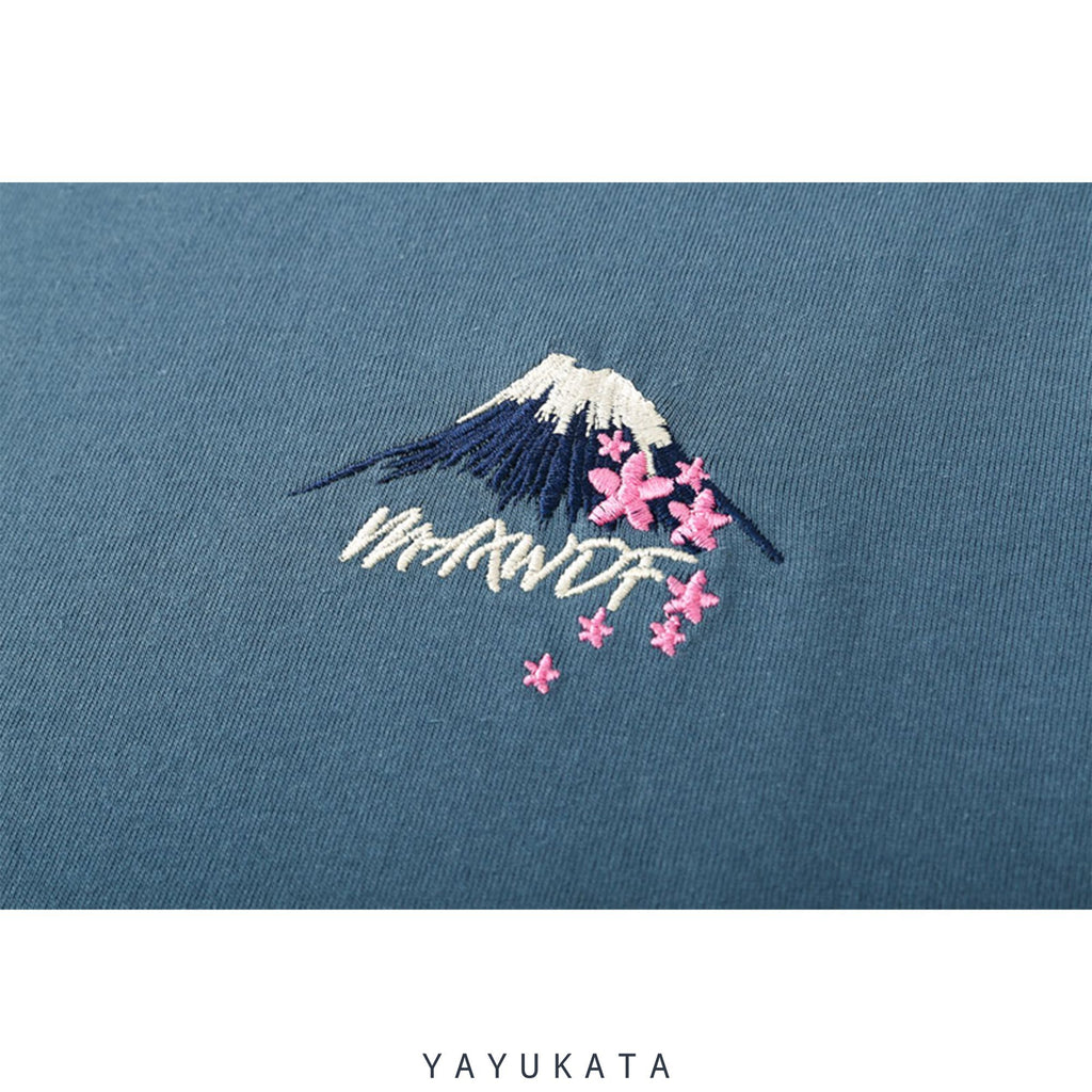 YAYUKATA Tees YR5 Japanese Cotton Tee