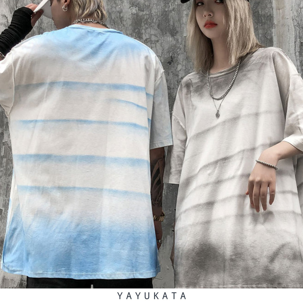 YAYUKATA Tees YV1 Printed Cotton Tee