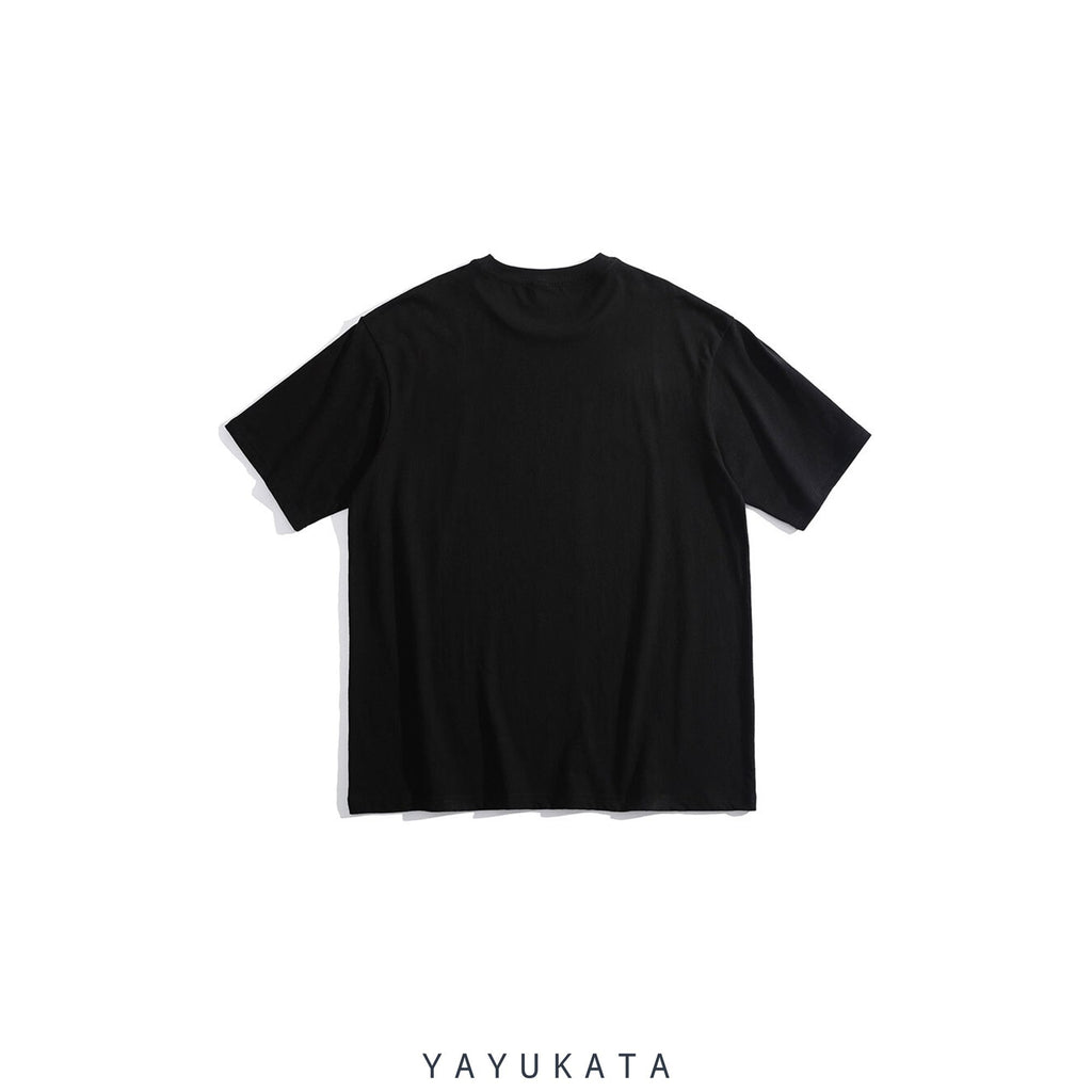 "YAYUKATA Tees YV8 ""Butterfly Effect"" Printed Cotton Tee"