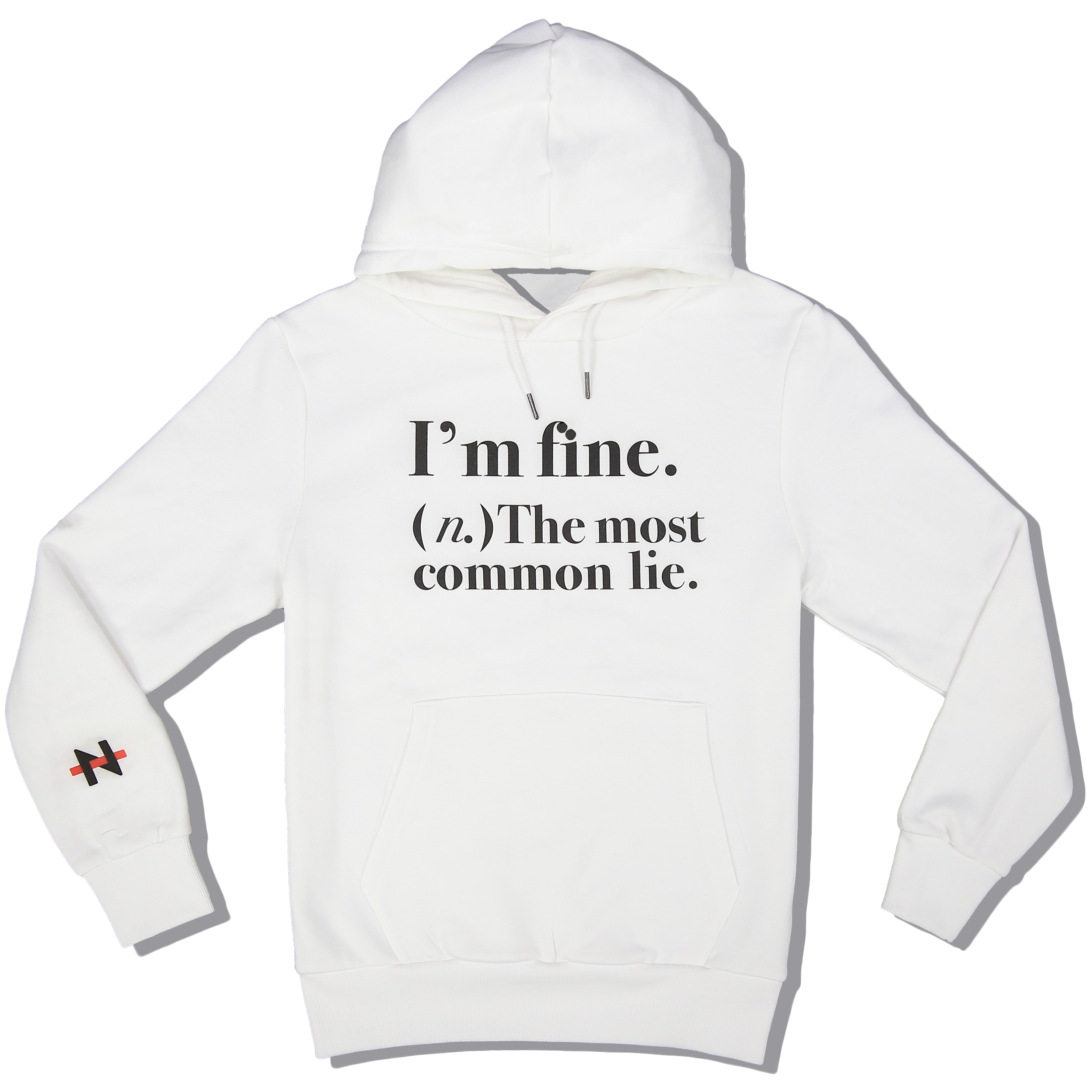 new arrive speical offer in stock NSFW I'm Fine Hoodie – 9GAG SHOP