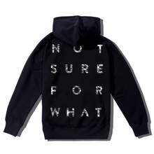 Load image into Gallery viewer, NSFW Not Sure For What Hoodie - Black
