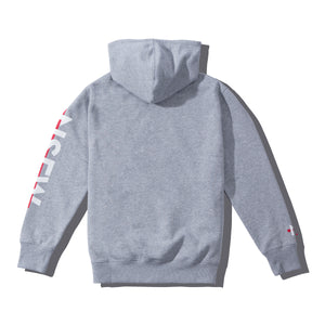 NSFW hoodie in grey color