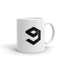 Load image into Gallery viewer, Logo Mug from 9GAG, the Kingdom of Memes