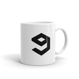 Logo Mug from 9GAG, the Kingdom of Memes
