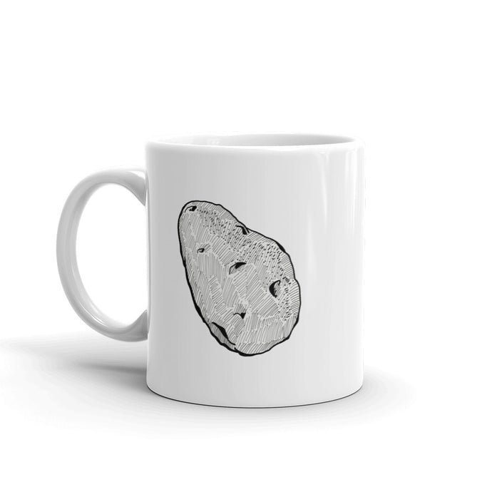 Sorry for the long post, here's a potato mug