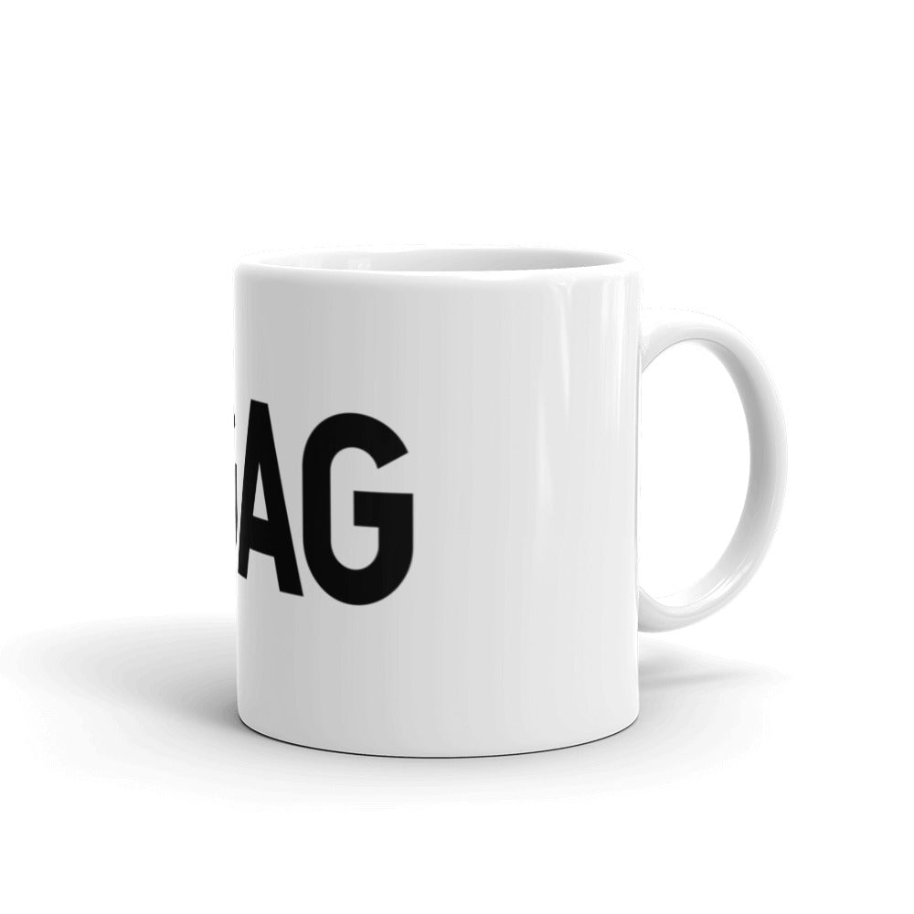 Logo Mug from 9GAG, the best memes and gifs