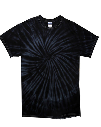 5000SP Short Sleeve Spiral Tie-Dye T-Shirt