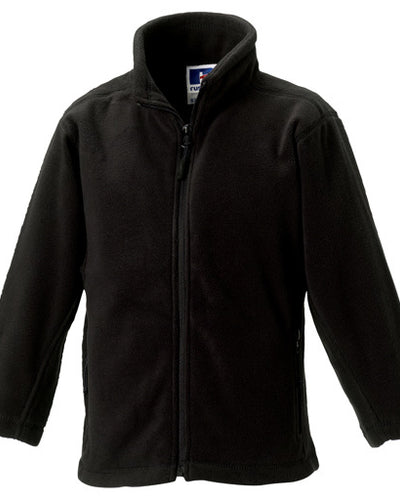 8700B Jerzees Schoolgear Children's Full Zip Outdoor Fleece