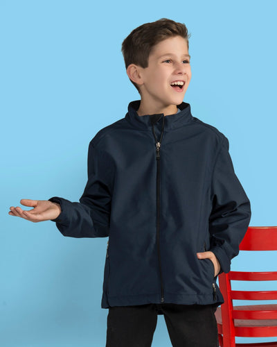 SG43K Children's Softshell Jacket