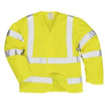 Hi-Vis Jacket with FR Finish