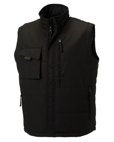 014M Russell Adults' Heavy Duty Gilet