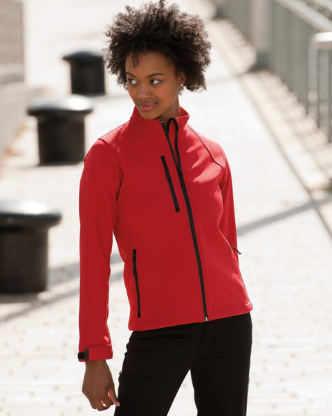 140F Russell Ladies' Softshell Jacket