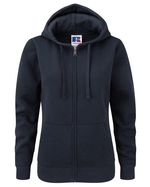 266F Russell Ladies' Authentic Zipped Hood