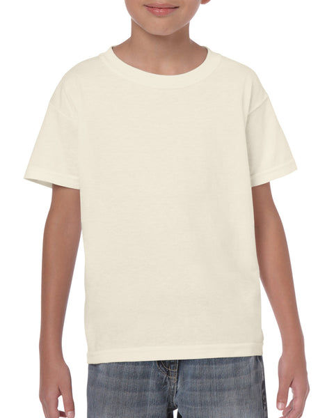 5000B Gildan Heavy Cotton™ Youth T-Shirt