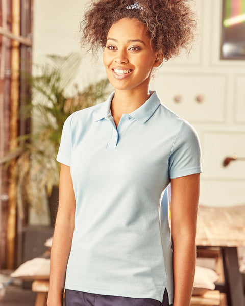 539F Russell Ladies' Classic Polycotton Polo