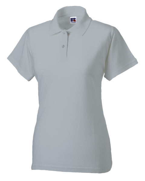 569F Russell Ladies' Classic Cotton Polo