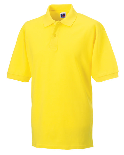 569M Russell Men's Classic Cotton Polo