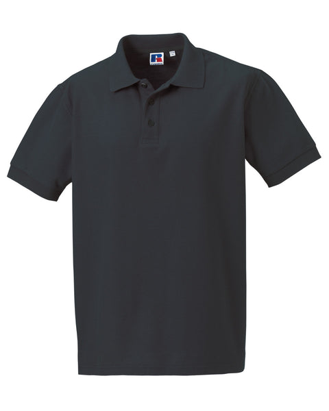 577M Russell Men's Ultimate Cotton Polo Shirt