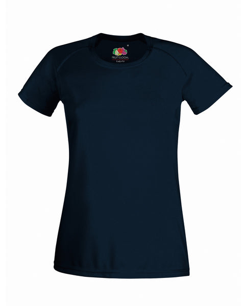 61392 Fruit Of The Loom Ladies' Performance T-Shirt
