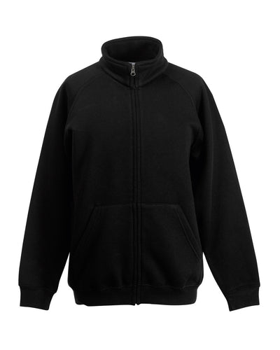62005 Fruit Of The Loom Children's Classic Sweat Jacket