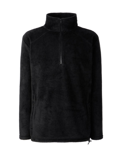 62512 Fruit Of The Loom Men's Half Zip Outdoor Fleece