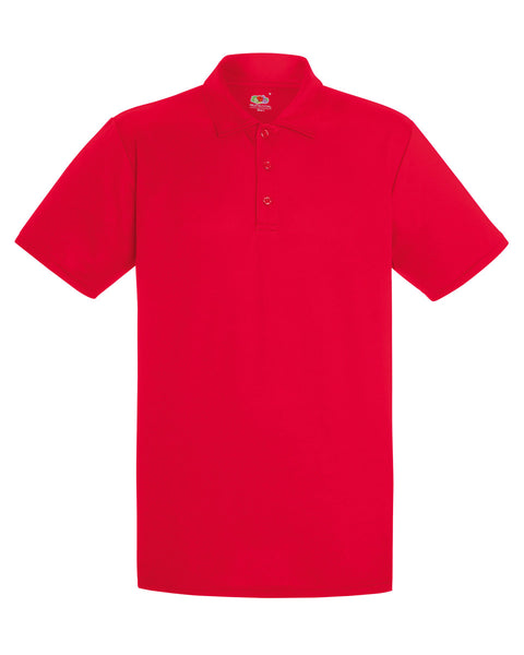 63038 Fruit Of The Loom Men's Performance Polo
