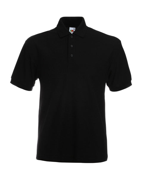 63204 Fruit Of The Loom Men's 65/35 Heavyweight Polo