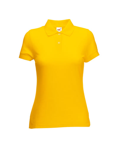 63212 Fruit Of The Loom Lady-Fit 65/35 Polo