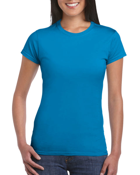 64000L Gildan Softstyle® Ladies' T-Shirt