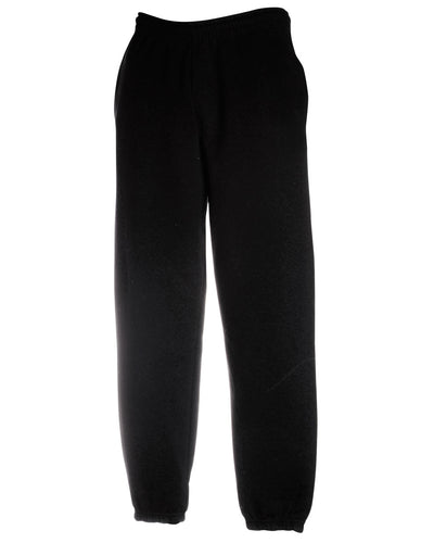 64026 Fruit Of The Loom Men's Classic Elasticated Cuff Jog Pants