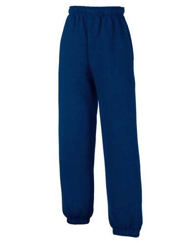 64051 Fruit Of The Loom Children's Classic Elasticated Cuff Jog Pant