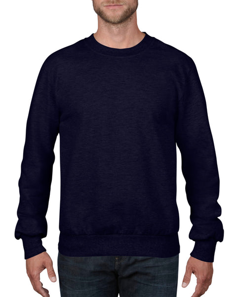 72000 Anvil Adult Crewneck French Terry Sweatshirt