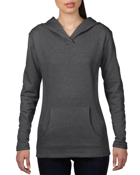 72500L Anvil Women's French Terry Hooded Sweat