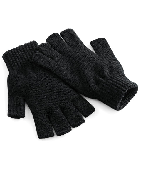 B491 Beechfield  Fingerless Gloves